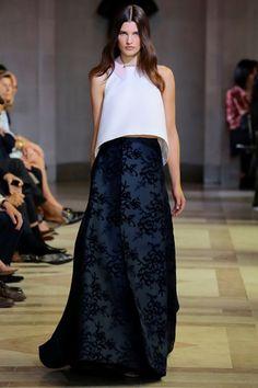 Carolina Herrera - Spring Summer 2016 Ready-To-Wear - Shows - Vogue.it