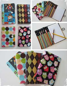 Coloring Wallet - must make for my girls for christmas