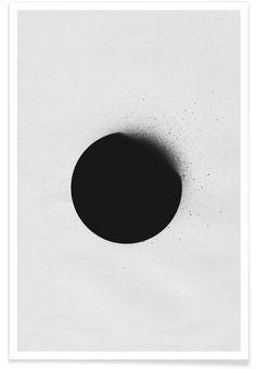 Black 01 - LEEMO - Premium Poster