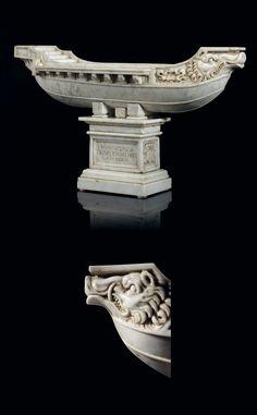 Isis Goddess, Egyptian Goddess, Obelisks, Napoleonic Wars, Carrara Marble, Grand Tour, White Marble, Rome, 19th Century