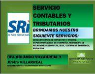 SERVICIOS CONTABLES Y TRIBUTARIOS - Akyanuncios.com - Publicidad con anuncios gratis en Ecuador