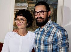 Aamir Khan Makes Wife Kiran Rao Sing in Marathi Aamir Khan (r) along with his wife Kiran Rao during the launch of a music video shot by filmmaker Nagraj Manjule to announce the Satyamev Jayate Water Cup, in Mumbai, Jan. 3. (Press Trust of India)    Filmmaker Kiran Rao has turned a new leaf by singing a Marathi song for her http://siliconeer.com/current/aamir-khan-makes-wife-kiran-rao-sing-in-marathi/