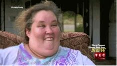 The funniest GIF animations of Mama June Shannon from the hit TV show Here Comes Honey Boo Boo. Mama June, Funny Picture Quotes, Funny Pictures, Funny Pics, Learning Channel, Wtf Moments, Funniest Moments, Here Comes, Animation