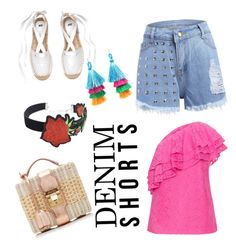 """""""Trendy summer"""" by oespinal on Polyvore featuring moda, Manon Baptiste, Mark Cross y WithChic"""