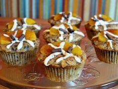 Marillen-Haferflocken-Muffins