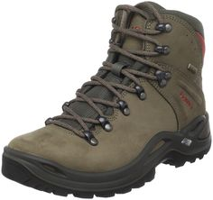 Lowa Women's Ronan GTX Mid Hiking Boot -- Hurry! Check out this great shoes : Boots for women