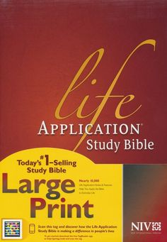 "[""With engaging notes, precise personality profiles, charts, maps, and more, there's no wonder this Bible is one of today's best-selling study Bibles. Enhance your reading and daily walk with God, using this comprehensive study Bible which features the New International Translation.<br><br>\r\n<strong>Features:<\/strong><ul>\r\n\r\n<li>Over 300 new Life Application notes and significant revisions to nearly 350 others<\/li>\r\n<li>16 new Personality Profiles<\/li>\r\n<li>Most charts revised…"
