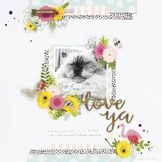 Love ya *pebbles guest DT* - Scrapbook.com