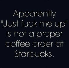 I would add 4 shots to a cup of coffee and white mocha syrup plus a little breve... order received ☕️