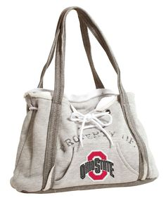 Officially Licensed Buckeyes Hoodie Purse