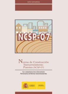 Normativa Sísmica para Puentes NCSP-07