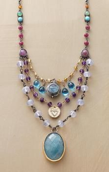 Handcrafted Necklaces and Other Artisan Jewelry | Robert Redford's Sundance Catalog