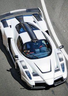 Ferrari fxx Gemballa mig-u1