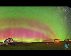 Fotos: Cazadores de auroras boreales - ¿Aurora o arco iris?