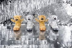 Adidas Holidays Bears by Adidas x Jeremy Scott