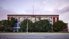 Ford Motor Company Model T Headquarters. Architects Albert Kahn and Edward Gray 1910. Photograph Philip Jarmain 2013.