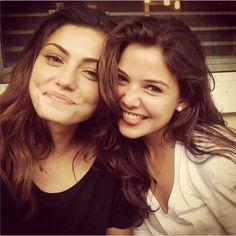Hayley and Davina---The Originals CW