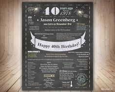 89 best birthday posters birthday signs images in 2018 birthday