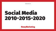 Social Media 2010-2015-2020 to aż 150-stronnicowa publikacja, którą przygotowaliśmy specjalnie dla Was. Znajdziecie w niej ponad 20 inspirujących artykułów, 40 rozmów z przedstawicielami marek i opinie ponad 30 praktyków social media marketingu