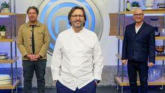 Masterchef Uk, Episode 5, No Cook Meals, Chef Jackets, Challenges, Cooking, Celebrities, Food, Fashion