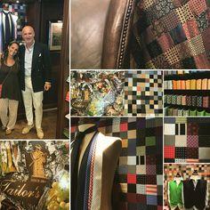 Tailor's & Ties Verona Piazzetta Pescheria Sartoria di classe