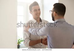 Grateful boss handshaking employee congratulating with job promotion, appreciating good results, friendly ceo proud of subordinate shaking hand expressing gratitude, recognition, support and respect Job Promotion, Gratitude, Grateful, Chef Jackets, Boss, Respect, Image, Grateful Heart, Thanks
