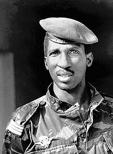 """Discover Thomas Sankara famous and rare quotes. Share Thomas Sankara quotations about revolution, liberation and silence. """"The revolution and women's liberation go together. Thomas Sankara, African Quotes, Black History Facts, My Black Is Beautiful, African History, Science Art, Black Power, Photomontage, My People"""
