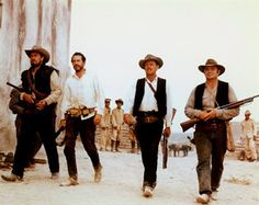 peckinpah -- the wild bunch