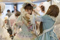 Midori Fukasawa wearing the new Scarlet OP for... - Princesses at heart.
