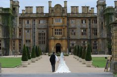Front of Eynsham Hall
