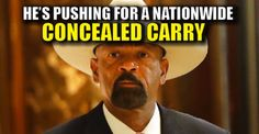 BREAKING : Sheriff Clarke Calls for Nationwide Concealed Carry in all 50 States – TruthFeed 1/6/17