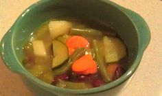 farmhouse vegetable soup from Vegan Planet