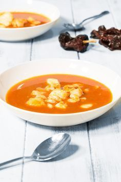 Sopa de Pescado Riquísima!! http://javirecetas.hola.com/sopa-de-pescado/