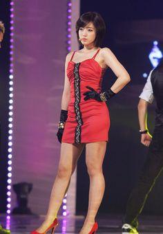 Awesome T-ara's Eunjung
