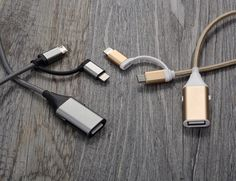 Havit Smart Cable Organizing the way you charge and sync your #gadgets! #cablemanagement