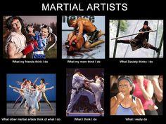 Epic Martial Memes - What i do