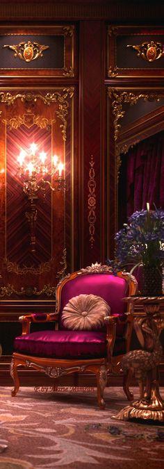 Luxurious Royal Suite Hotel-Marie Mimran
