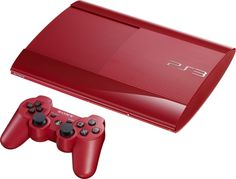 Sony paints super slim PS3 in red and blue   Crave - CNET