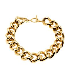 gold chain necklace // ben amun