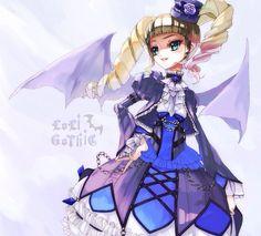 Loli gothic