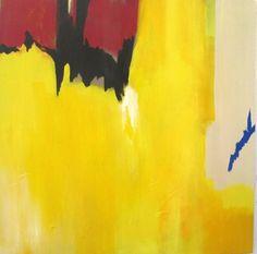 SOMA ©  Acrylique sur toile  ( 130x130 cm)