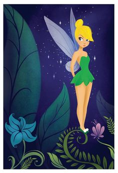 Tink is ever observant. (Art by Stacey Aoyama)