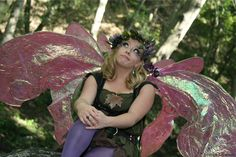 Fairy Wings  Extra Large Iridescent Faerie by NoOrdinaryFaerie, $895.00
