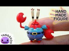 Giroro (Sgt. Frog) Polymer Clay Miniature Character Figure Tutorial - YouTube