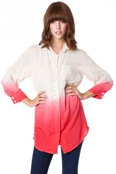 Fade to Dawn Blouse