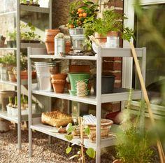 Ikea Gartenmöbel Outdoor Regale Hindö
