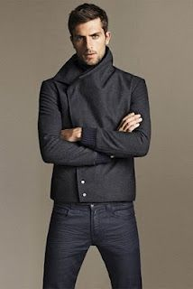 Zara Man- hey I remember working for them. Arms never fit the jackets