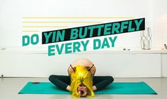 5 Reasons to Do Yin Butterfly Every Day http://www.doyouyoga.com/5-reasons-to-do-yin-butterfly-every-day-38207/ @doyouyoga