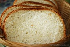 How To Make Bread, Food To Make, Baguette, Bread Recipes, Cooking Recipes, Bread Bun, Food Shows, Russian Recipes, Tea Cakes