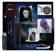 """Galaxy Kid"" by insomnusnox14 on Polyvore"